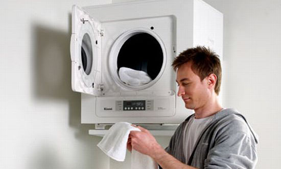 Casa moderna roma italy asciugatrici di piccole dimensioni - Lavasciuga piccole dimensioni ...